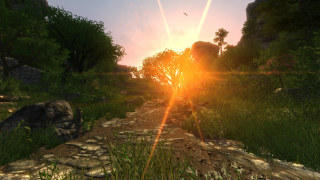 The first sight on your journey through Enderal