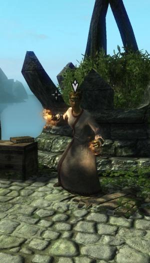 Enderal:Wanted in Ark! - sureai