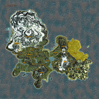 Thalgard highlighted on Enderal map.